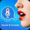 Speak & Translate - Voice Translator all Languages