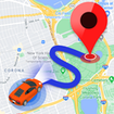 GPS Route Finder - GPS Location, Map Navigation