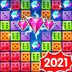 Jewel Games: Dice Merge Puzzle