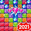 Jewel Games - Merge Puzzle
