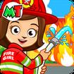 Firefighter, Fire Station & Fire Truck - Kids Game