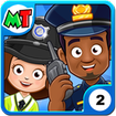 My Town : Police Station. Policeman Game for Kids