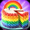 Rainbow Unicorn Cake Maker: Free Cooking Games