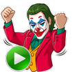 ANIMATED Stickers Memes Superhero WAstickerapps