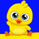 جوجه زرد طلایی