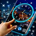 Night Sky Clock Wallpapers 🌜 4K Live Wallpaper
