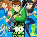 بازی اکشن:Ben10 Alien Force+آموزش