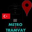 Turkey Metro and Tram
