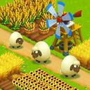 Golden Farm : Idle Farming & Adventure Game
