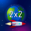 Space Math 🚀 Learn multiplication tables fast!