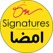 آموزش امضا و خوشنویسی