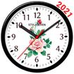 Skin Analog Clock-7