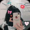 Live selfie photo edit - Sweet face camera