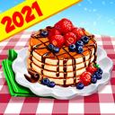 TASTY WORLD: Kitchen tycoon - Burger Cooking games