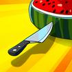 Food Cut  - knife throwing game