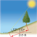 حل مثلث