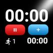 Stopwatch & Lap Timer,  Advanced Sport Chronograph