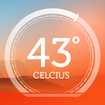 Digital thermometer - room temperature