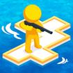 War of Rafts: Crazy Sea Battle – جنگ قایقها