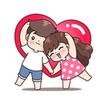 Love Emojis Stickers For WhatsApp - WAStickerApps