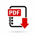 تبدیل متن به pdf