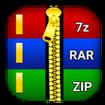 Zip File Reader-7z reader and rar opener