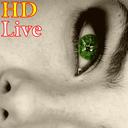 پس زمینه زنده پلک زدن HD Blink