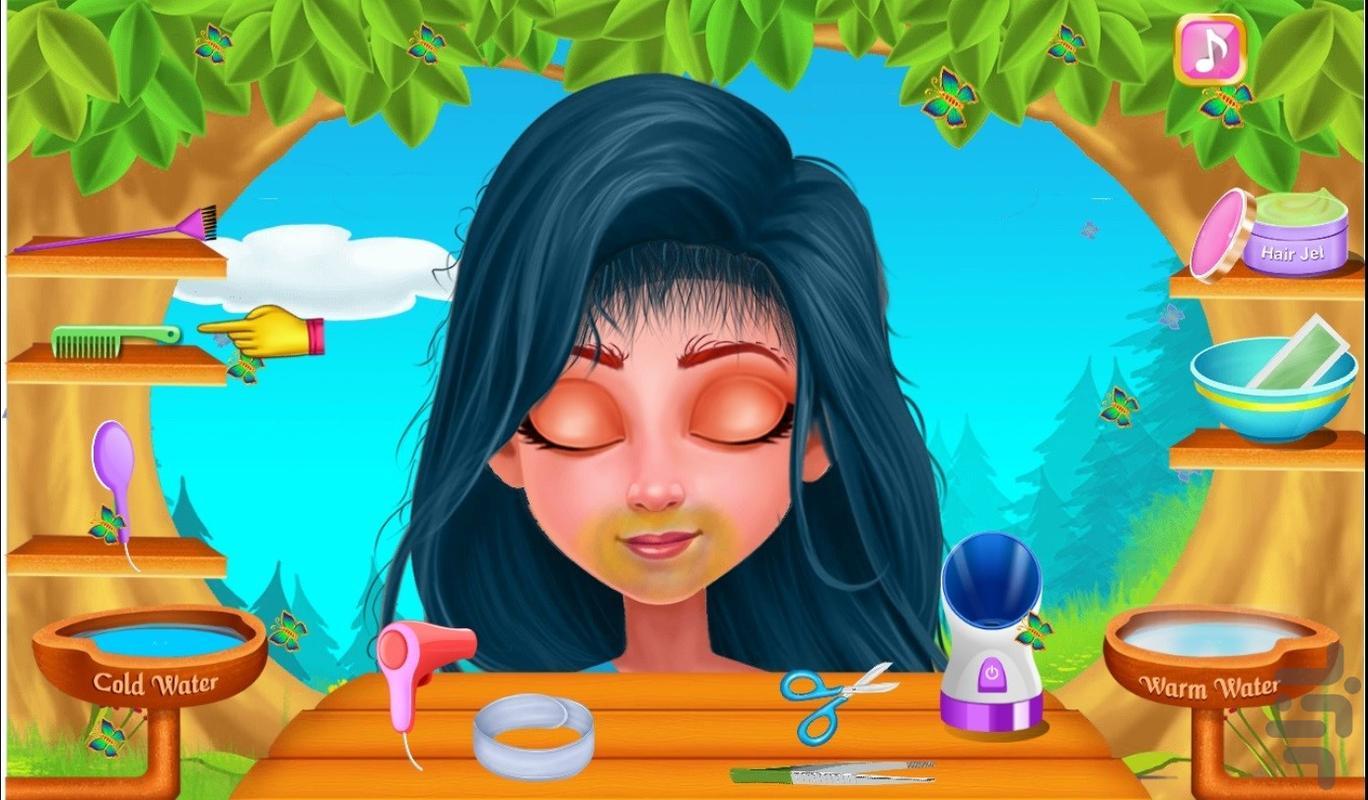 فرشتگان آسمانی کوچک - عکس بازی موبایلی اندروید