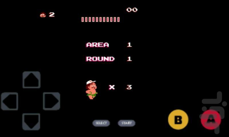 Adventure Island - Gameplay image of android game