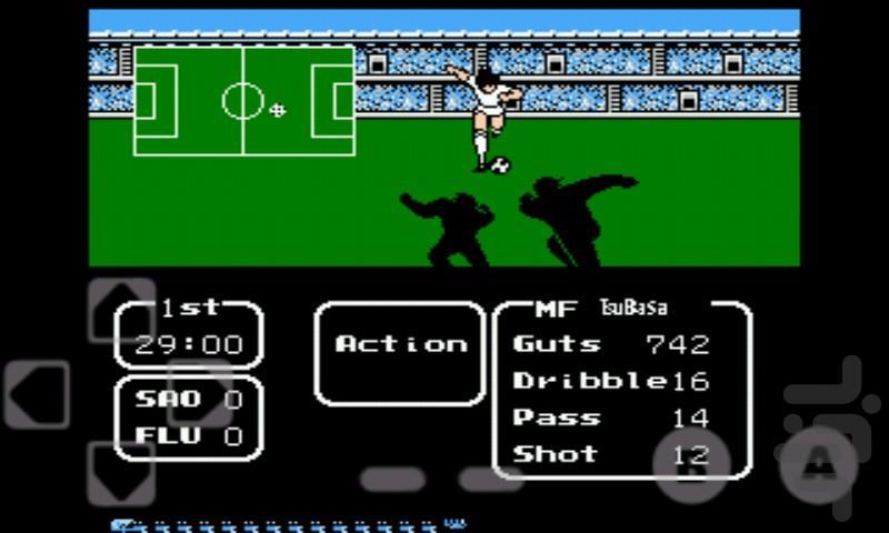 فوتبالیست ها - عکس بازی موبایلی اندروید