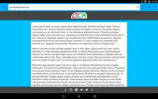 Lightning Browser - Web Browser - عکس برنامه موبایلی اندروید
