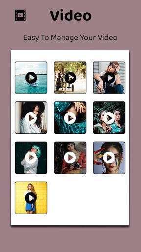 Gallery Ad Free - عکس برنامه موبایلی اندروید