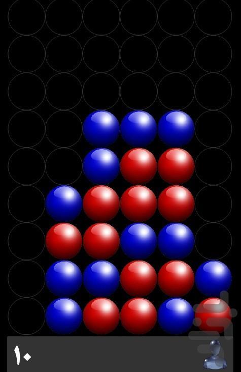 دوز چهارتایی - عکس بازی موبایلی اندروید
