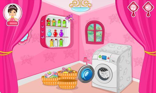 Ironing Princess Dresses - عکس بازی موبایلی اندروید