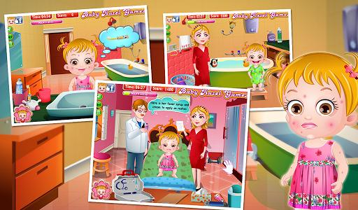 Baby Hazel Doctor Games - Gameplay image of android game