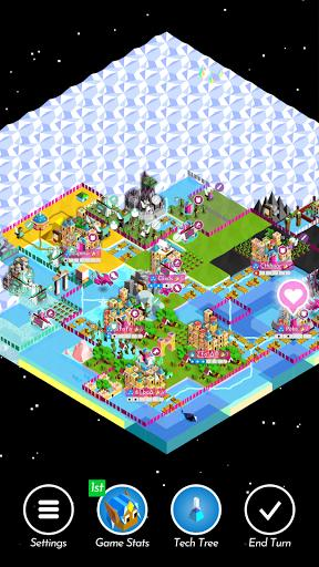 Polytopia - عکس بازی موبایلی اندروید