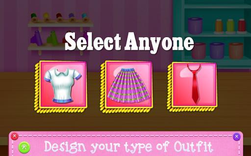 Highschool Girls Uniform Tailor - عکس برنامه موبایلی اندروید