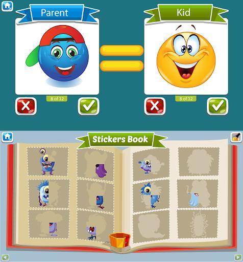 Kids Educational Games: Preschool and Kindergarten - عکس بازی موبایلی اندروید