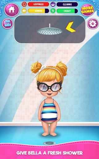 Baby Bella Crazy Holiday - عکس برنامه موبایلی اندروید