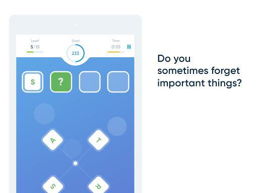 NeuroNation - Brain Training & Brain Games - عکس برنامه موبایلی اندروید