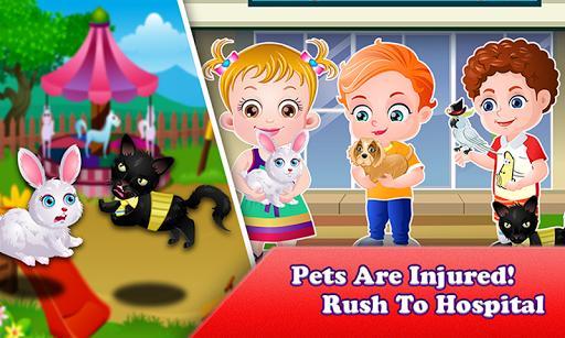 Baby Hazel Pet Hospital - عکس بازی موبایلی اندروید