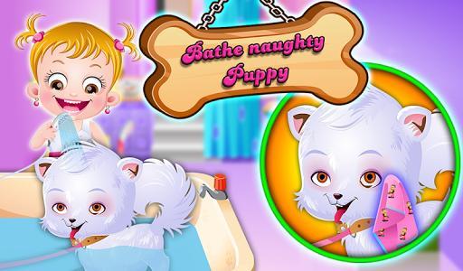 Baby Hazel Puppy Care - عکس بازی موبایلی اندروید