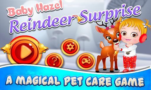 Baby Hazel Reindeer Surprise - عکس بازی موبایلی اندروید