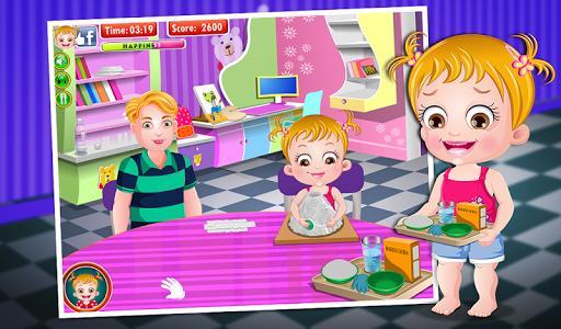 Baby Hazel Science Fair - عکس بازی موبایلی اندروید