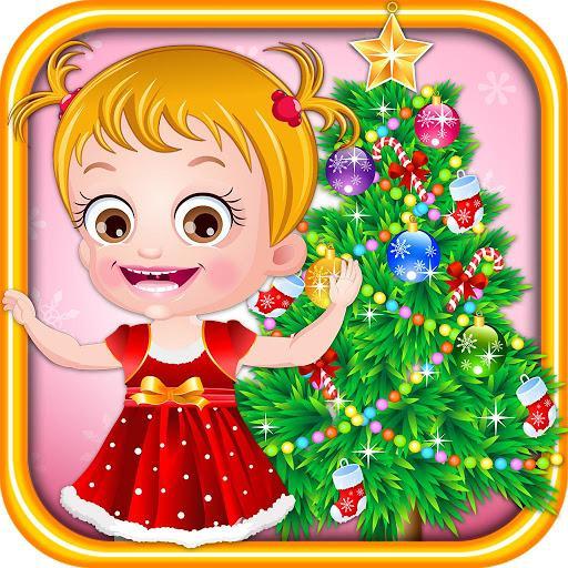 هیزل کوچولو در جشن کریسمس - عکس بازی موبایلی اندروید