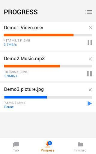 All downloader 2019 - Image screenshot of android app