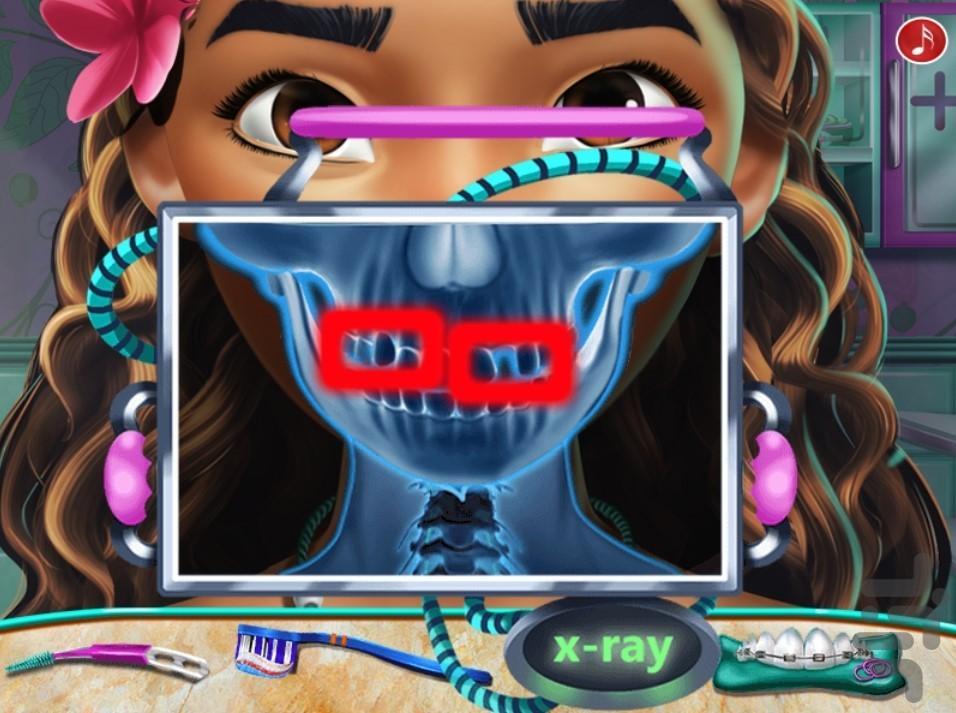بازی دکتری دندانپزشکی ارتودنسی - عکس بازی موبایلی اندروید
