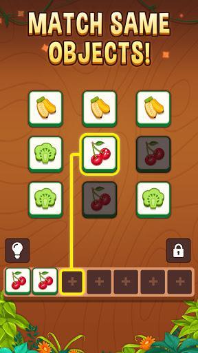 Tile Triple 3D - Match Master & Puzzle Brain Game - عکس بازی موبایلی اندروید