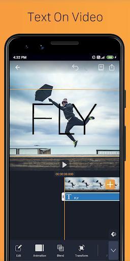 VMX Video Editor, Photo Video Maker & Movie Maker - عکس برنامه موبایلی اندروید