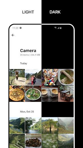 1Gallery - Photo Gallery & Vault (AES ENCRYPTION) - Image screenshot of android app